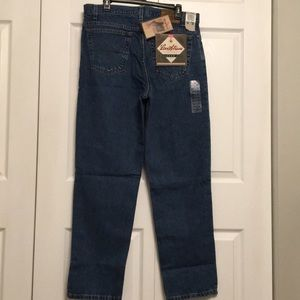 NWT Levi's Levi Strauss Blue Jeans Relaxed Fit 540